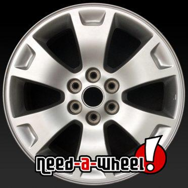 Kia Borrego oem wheels rims 74607