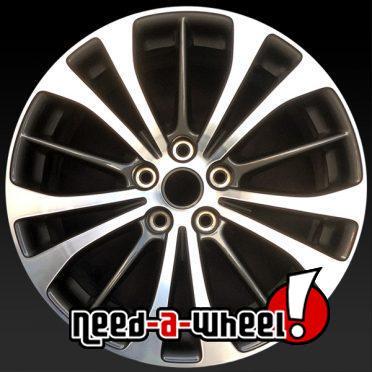 Buick Lacrosse oem wheels rims 4779
