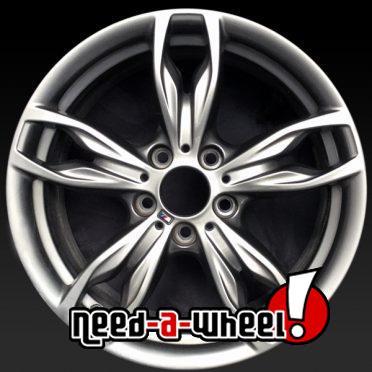 BMW 2 Series oem wheels rims 86299