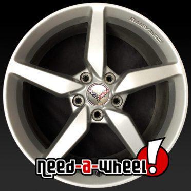 Chevy Corvette oem wheels rims 5638