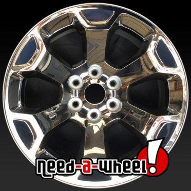 Dodge Ram oem wheels rims 2680
