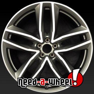 Audi Q7 oem wheels rims 59012