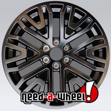 Chevy Silverado oem wheels rims 5906