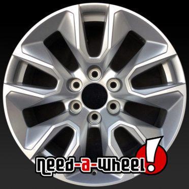 Chevy Silverado oem wheels rims 5915