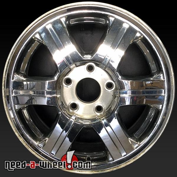 "Chrysler Pacifica Rims For Sale: 17"" Chrysler Pacifica Wheels Oem 2004-2008 Chrome Factory"
