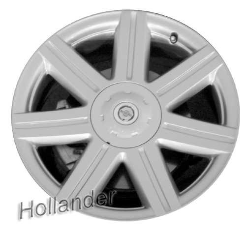 """2004-2008 Chrysler Crossfire Wheels Chrome. 19"""" Rims 2230"""