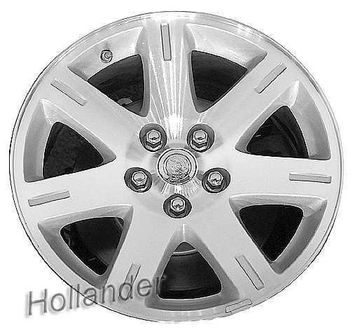 """2007 Chrysler 300 Long Wheelbase: 2007-2008 Chrysler 300 Wheels Chrome. 17"""" Rims 2361"""