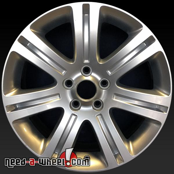 """18"""" Chrysler Sebring Oem Wheels 2010-2014 Hypersilver"""