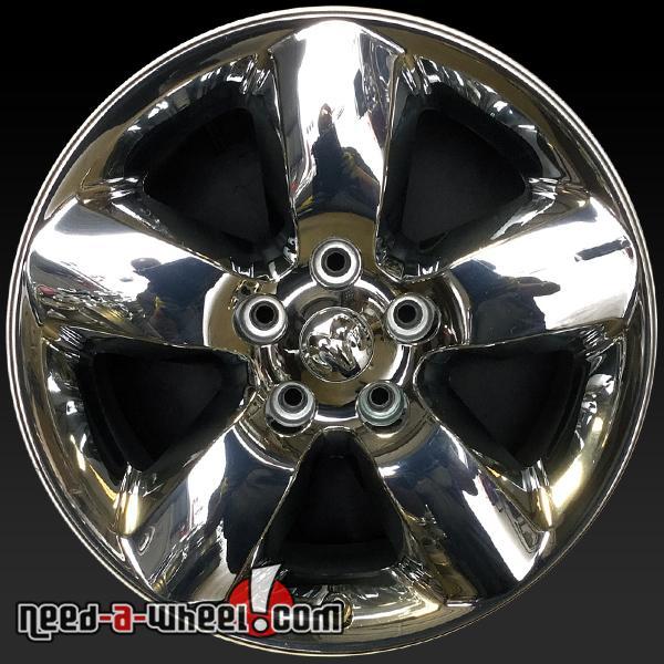 Dodge Ram 1500 Oem Wheels Rims 2495