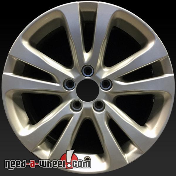 "17x7.5"" Chrysler 200 OEM Wheel 2015-2016 15 16 Silver"