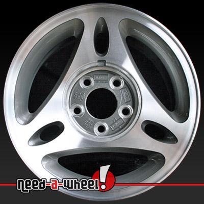 15 ford mustang wheels oem 1996 1998 machined rims 3172. Black Bedroom Furniture Sets. Home Design Ideas