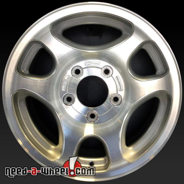 """Ford F150 Factory Rims For Sale >> 16"""" Ford F150 Pickup wheels oem 1997-1998 Machined rims 3192"""