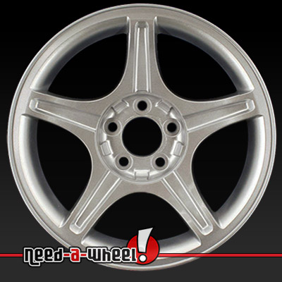 Mustang Wheels For Sale >> 1999 2004 Ford Mustang Wheels For Sale Silver Stock Rims 3307