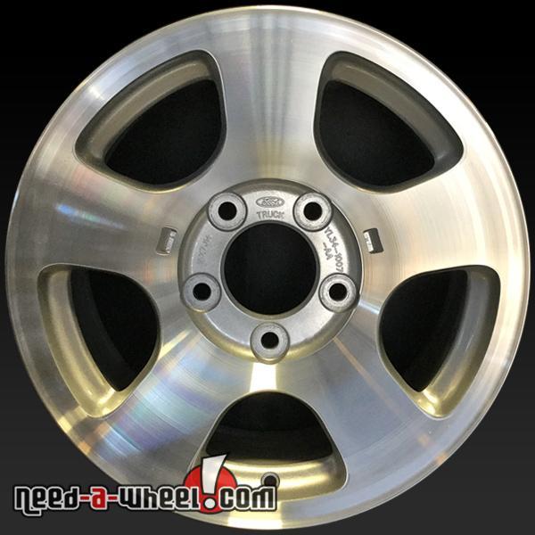 """Ford F150 oem wheels 16x7"""" stock rims 3400"""