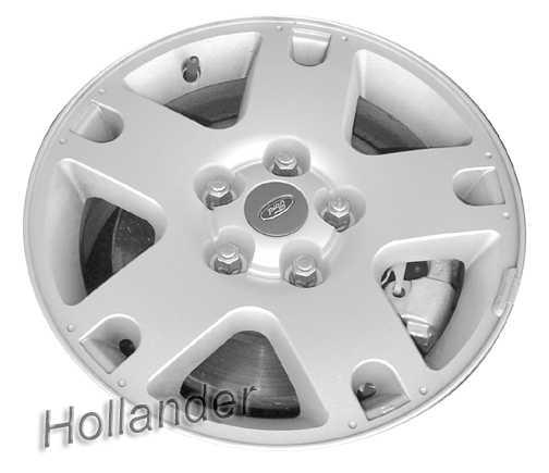 2001 2007 ford escape wheels silver 16 rims 3459. Black Bedroom Furniture Sets. Home Design Ideas
