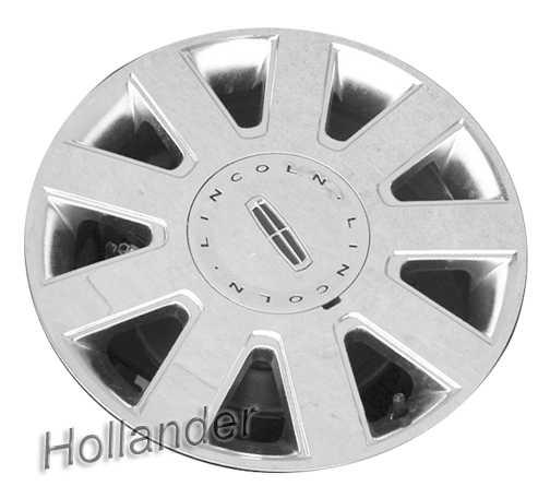 2004 2011 Lincoln Town Car Wheels Chrome 17 Rims 3537