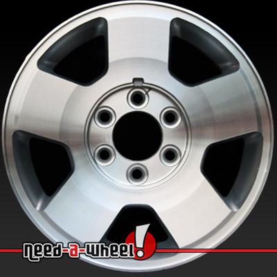 Ford F150 wheels 3556