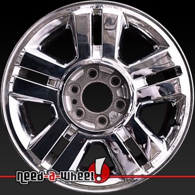ford f150 wheels chrome stock rims - Ford F150 Wheels