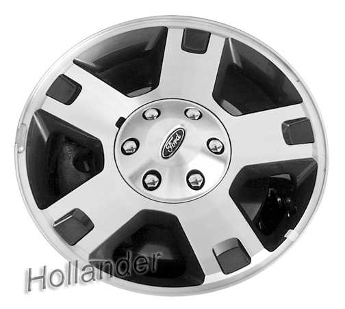2004 2008 Ford F150 Wheels Machined Silver 18 Rims 3560