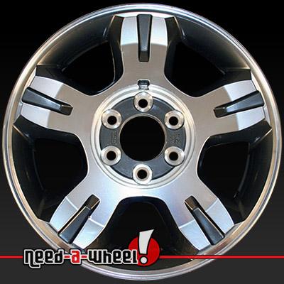 Ford F150 wheels 3663