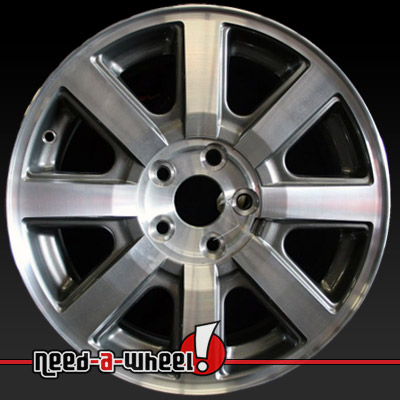 2008 2009 ford taurus wheels for sale machined rims 3694. Black Bedroom Furniture Sets. Home Design Ideas