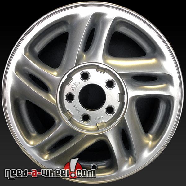 "Ford Thunderbird wheels 15x6.5"" oem rims 3741"
