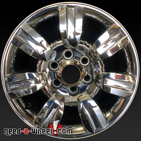 """Ford F150 oem wheels 18x7.5"""" stock rims 3785"""