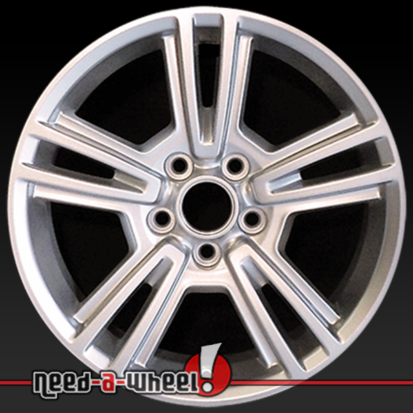 Ford Mustang Rims >> 2010 2013 Ford Mustang Wheels For Sale Silver Stock Rims 3808