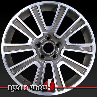 2010 2012 ford mustang wheels for sale machined rims 3813. Black Bedroom Furniture Sets. Home Design Ideas