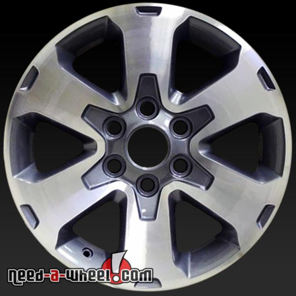 Ford F150 Wheels >> 2010 2014 Ford F150 Wheels For Sale 18 Machined Stock Rims 3832