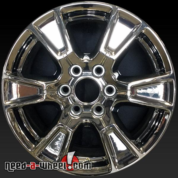 """Ford F150 Factory Rims For Sale >> 18"""" Ford F150 wheels oem 2015-2016 Chrome rims 3998"""