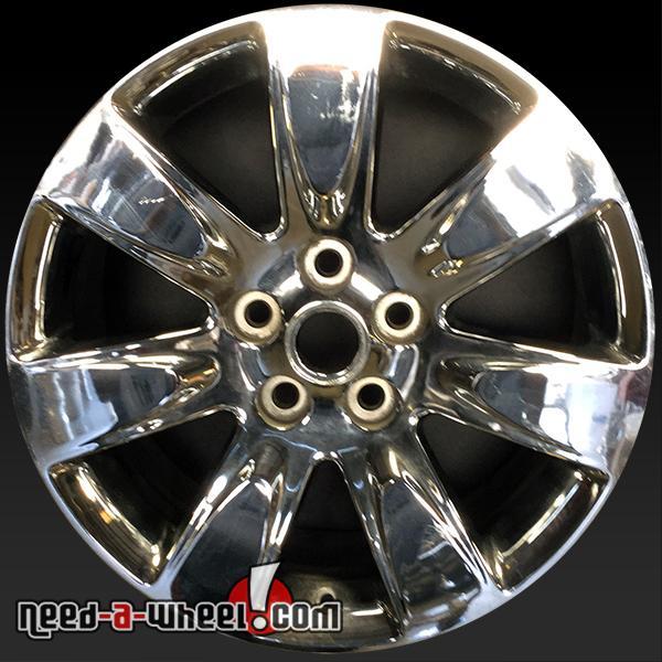 "Buick Lacrosse 2013 For Sale: 18x8"" Buick Lacrosse Wheels Oem 2010-2013 Chrome Rims 4095"