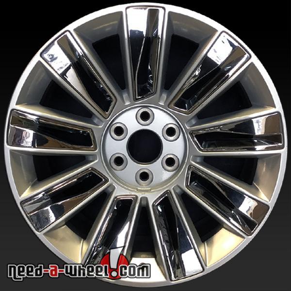 Cadillac Escalade Wheels 22x9 Oem Rims 4740