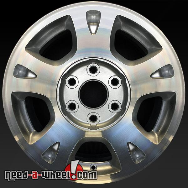 Chevy Avalanche wheels oem 5130