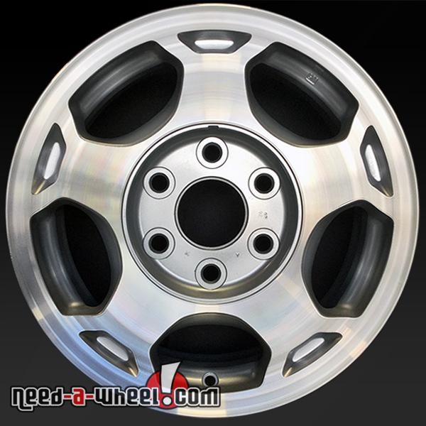 2003 2006 chevy avalanche wheels for sale oem rims 5154. Black Bedroom Furniture Sets. Home Design Ideas