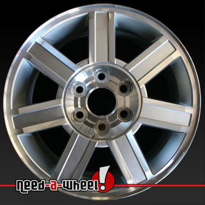 18 cadillac escalade wheels oem 07 14 machined rims 5303. Black Bedroom Furniture Sets. Home Design Ideas