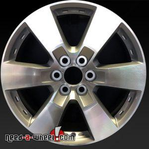 Chevy Traverse wheels