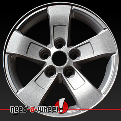 2013 2014 chevy malibu wheels for sale silver rims 5558. Black Bedroom Furniture Sets. Home Design Ideas