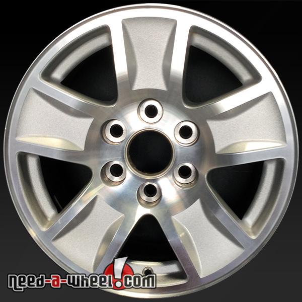 Chevy Silverado wheels oem 5657
