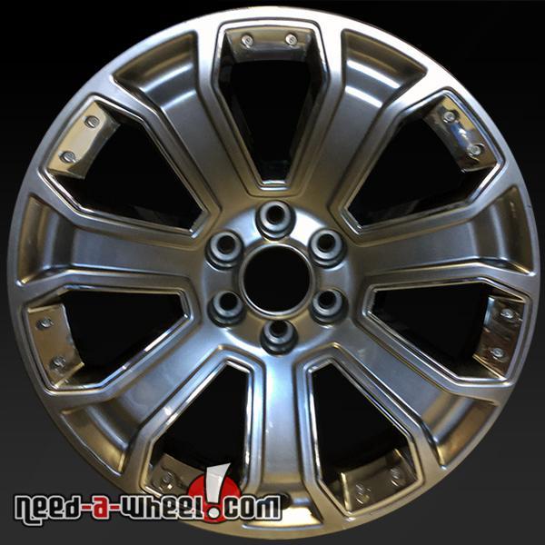 GMC Yukon XL wheels oem 5660