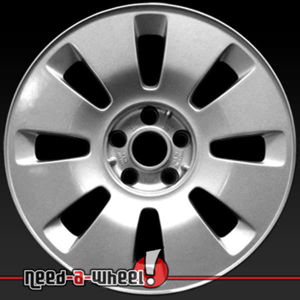 "17"" Audi A6 Wheels Oem 2000-2004 Silver Rims 58734"