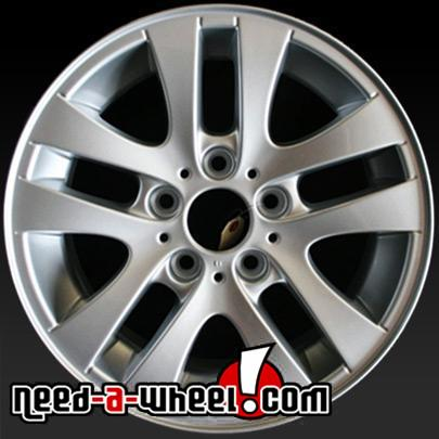 BMW 330i wheels oem 59580
