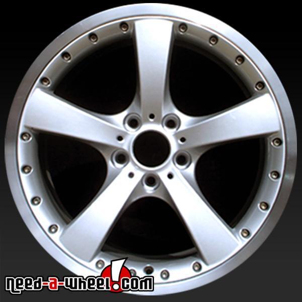 BMW 323i wheels oem 59588