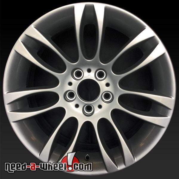 "18"" BMW 3 Series Wheels Oem 2006-2013 Silver Rims 59594"