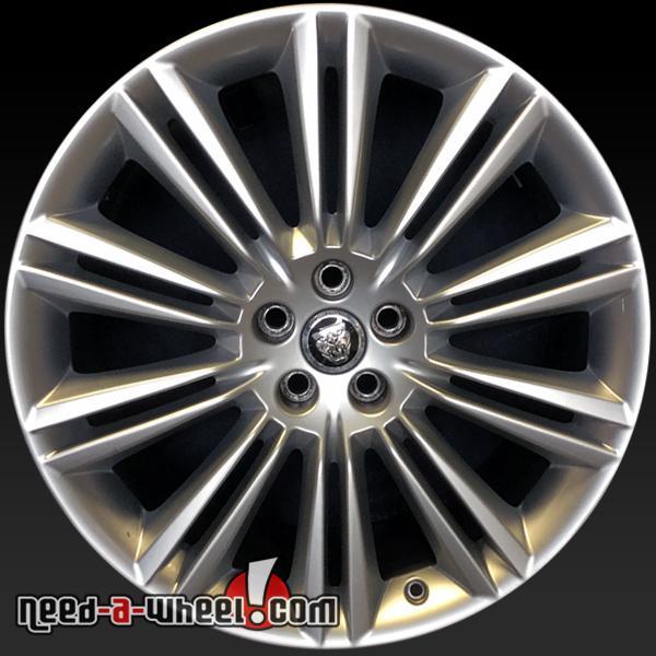 """2010 Jaguar For Sale: 20x9"""" Jaguar XJ Oem Wheels 2010-2015 Silver Rims 59865"""