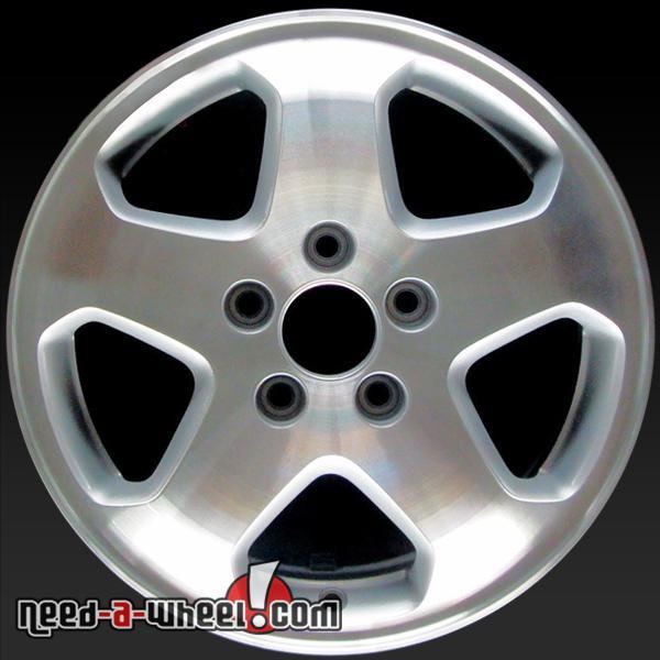 """Honda Accord oem wheels 16x6.5"""" stock rims 63777"""