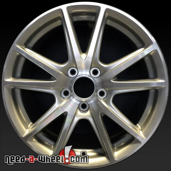 "Honda S2000 wheels 17x7"" oem rims 63872"