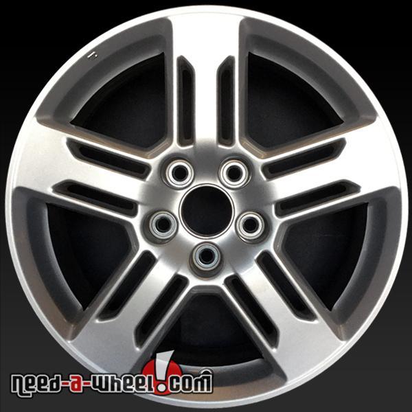 18 honda odyssey wheels oem 2011 2013 silver stock rims 64021. Black Bedroom Furniture Sets. Home Design Ideas