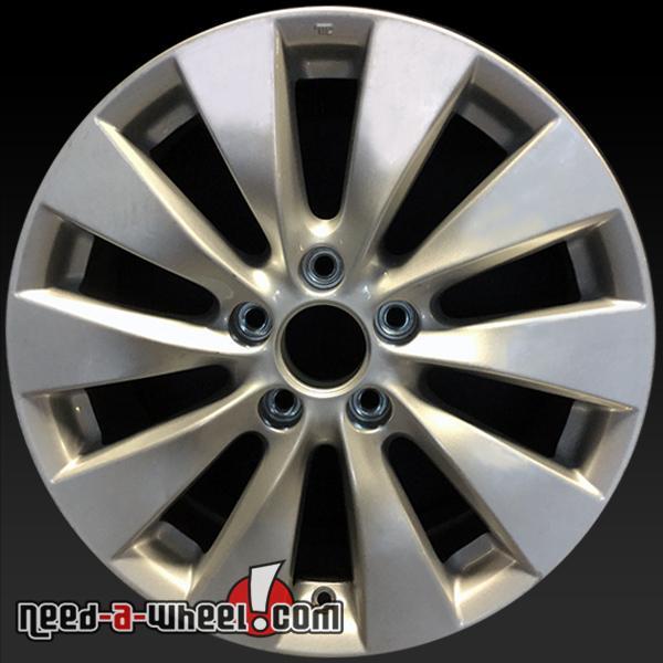 "Honda Accord wheels 17x7.5"" oem rims 64047"