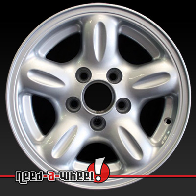 Mazda B Serie oem wheels rims 64808